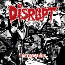 Disrupt- Discography 4xLP Box Set (Comes with Poster and 12 Page Booklet) (Import)