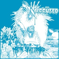 Accused- The Return Of Martha Splatterhead LP (Import)
