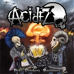 Acidez- Beer Drinkers Survivors LP (Import)
