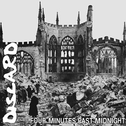 Discard- Four Minutes Past Midnight LP (Clear Vinyl) (Import)