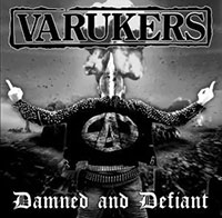 Varukers- Damned And Defiant LP