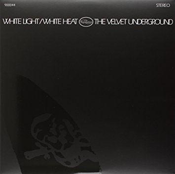 Velvet Underground- White Light White Heat LP (180gram vinyl)