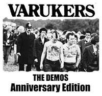 Varukers- The Demos, Anniversary Edition LP (Brown Vinyl) (Import)
