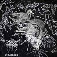 Darkthrone- Goatlord LP (UK Import)