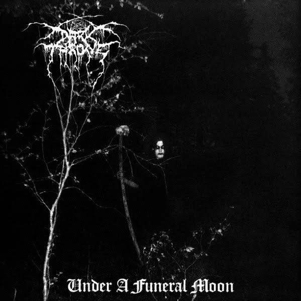 Darkthrone- Under A Funeral Moon LP (UK Import)