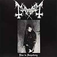 Mayhem- Live In Sarpsborg LP (Import)