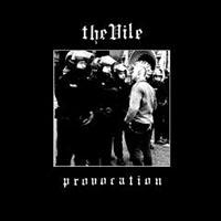 """Vile- Provocation 12"""" (Varukers, Broken Bones, Discharge)"""