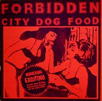 V/A- Forbidden City Dog Food LP