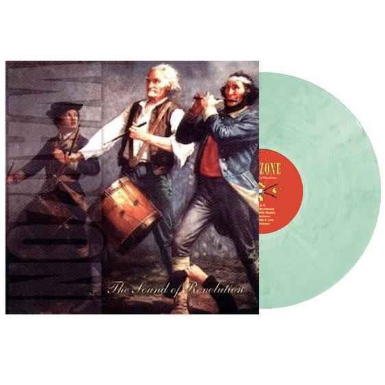 Warzone- Sound Of Revolution LP (Mint Green Vinyl)