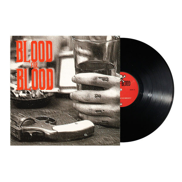 Blood For Blood- Spit My Last Breath LP