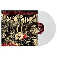Path Of Resistance- Can't Stop The Truth LP (White Vinyl)