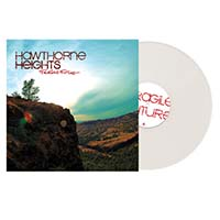 Hawthorne Heights- Fragile Future LP (White Vinyl)
