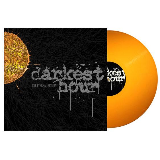 Darkest Hour- The Eternal Return LP (Clear Yellow Vinyl)