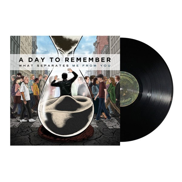 A Day To Remember- What Separates Me From You LP