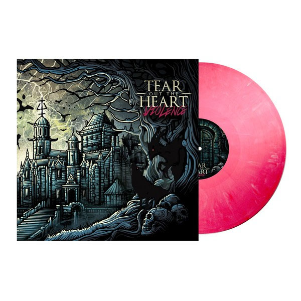 Tear Out The Heart- Violence LP (Pink Vinyl)
