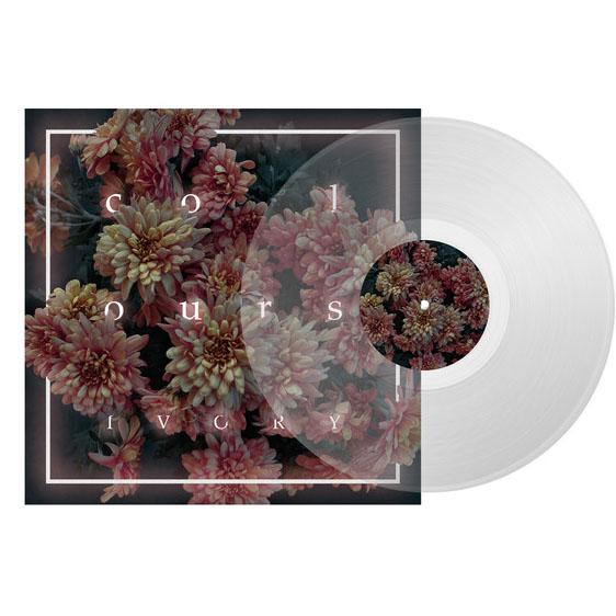 Colours- Ivory LP (Clear Vinyl)