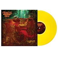 Jungle Rot- S/T LP (Yellow Vinyl)