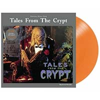 Tales From The Crypt (Soundtrack) LP (Pumpkin Color Vinyl)