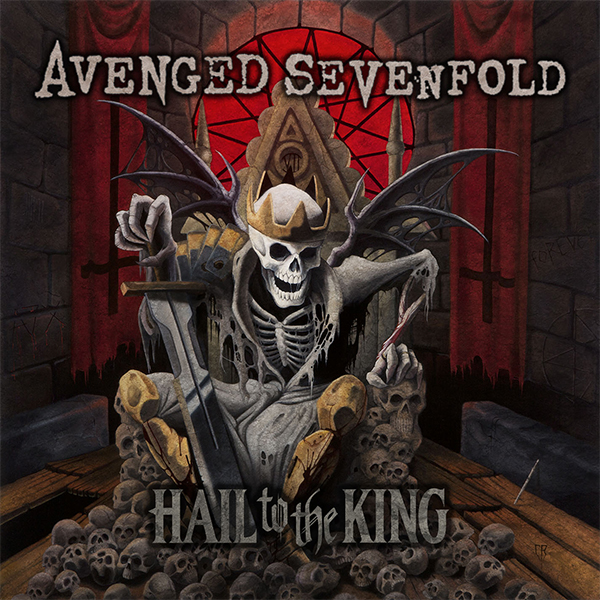 Avenged Sevenfold- Hail To The King 2xLP