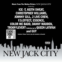 New Jack City (Soundtrack) LP (Silver Vinyl) (Record Store Day 2019 Release)