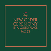 "New Order- Ceremony (Version 1) 12"" (Green Cover)"