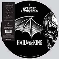 Avenged Sevenfold- Hail To The King 2xLP (Picture Disc)