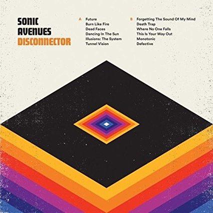 Sonic Avenues- Disconnector LP