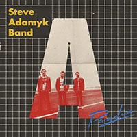 Steve Adamyk Band- Paradise LP