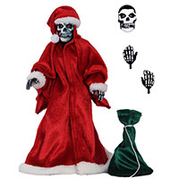"Misfits- 8"" Clothed Holiday Fiend"