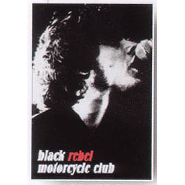 Black Rebel Motorcycle Club- Singer poster