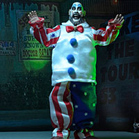 """House Of 1,000 Corpses- Captain Spaulding 8"""" Clothed Action Figure"""