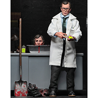 "Re-Animator- Herbert West 8"" Clothed Action Figure"