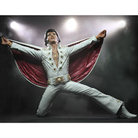 "Elvis Presley- Live In '72 7"" Action Figure"