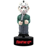 Friday The 13th- Jason Solar Powered Body Knocker by NECA