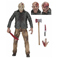 Friday The 13th- Massive 1/4 Scale Jason Action Figure