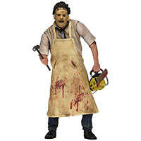 "Texas Chainsaw Massacre- Ultimate Leatherface 7"" Figure"