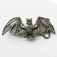 3D Bat belt buckle (bb124)