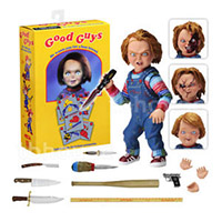 "Child's Play- Chucky 4"" Action Figure"