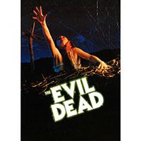 Evil Dead- Girl poster