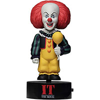 It- Pennywise (1990) Solar Powered Body Knocker by NECA
