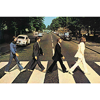 Beatles- Abbey Road poster