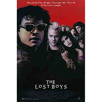 Lost Boys- Sleep All Day, Party All Night poster