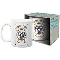 Cheech And Chong- Toke It Out Man coffee mug