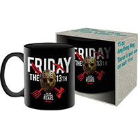 Friday The 13th- The Day Everyone Fears coffee mug