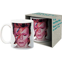 David Bowie- Alladin Sane coffee mug