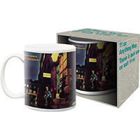 David Bowie- Ziggy Stardust coffee mug