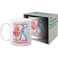 Elvis Presley- In Person coffee mug
