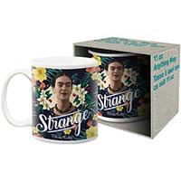 Frida Kahlo- Strange coffee mug
