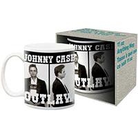 Johnny Cash- Outlaw coffee mug