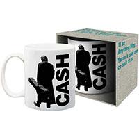 Johnny Cash- Guitar Case coffee mug